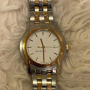 Gucci Authentic Timepiece Watch Unisex
